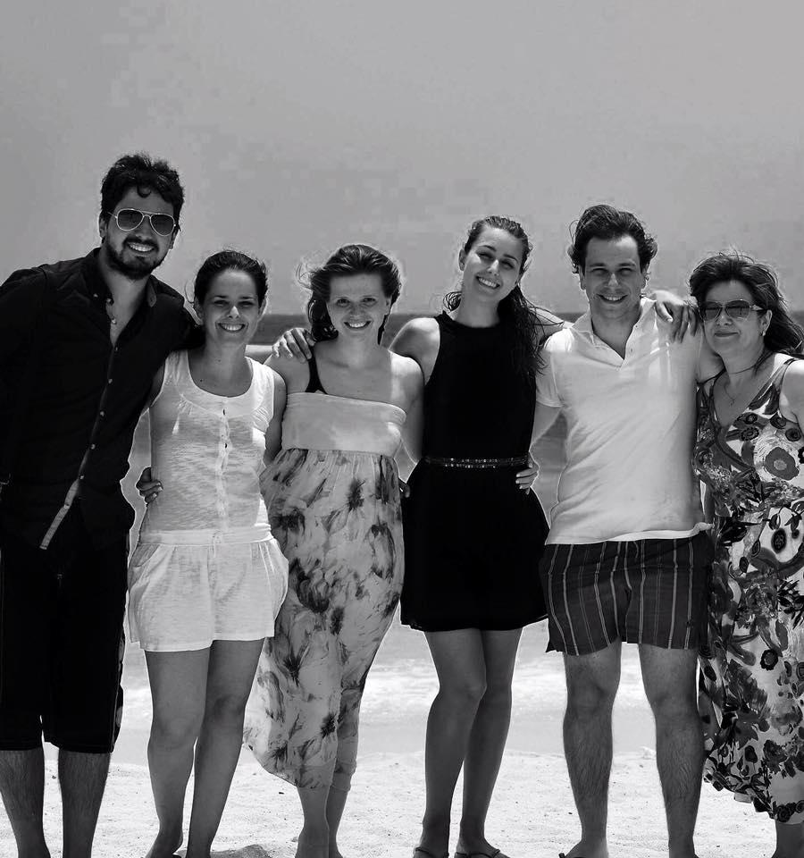Com o Ensemble OCC e Emília Cabral Martins  Cape Verde | Julho 2016