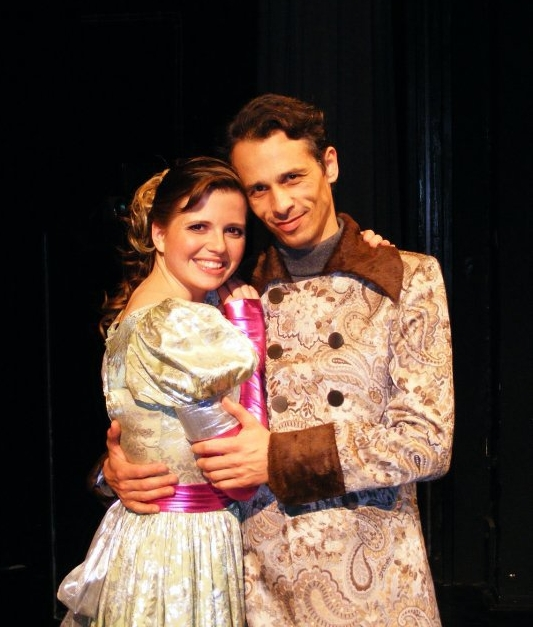 With tenor José Lourenço  Porto | December 2008