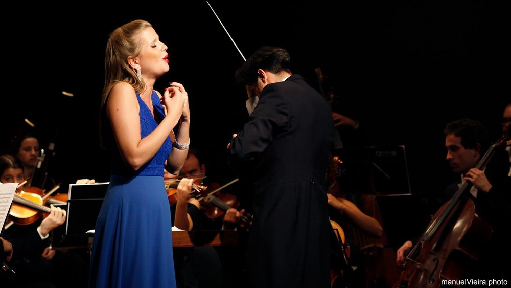 Concert with Douru's Orquestra and conductor Helder Magalhães  Gondomar | September 2017  @manuelVieira.photo