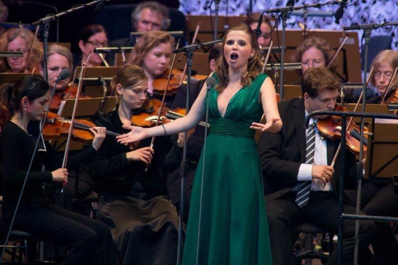 Opera Gala with Jenaer Philharmonie and conductor Markus L. Frank  Jena | June 2016