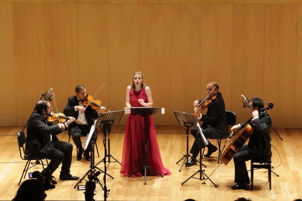 Concert with João Roiz Ensemble  Castelo Branco | December 2016