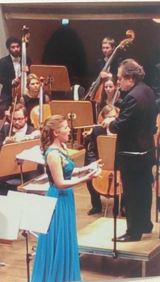 Opera Gala with Jenaer Philharmonie and conductor Marc Tardue  Jena | January 2015