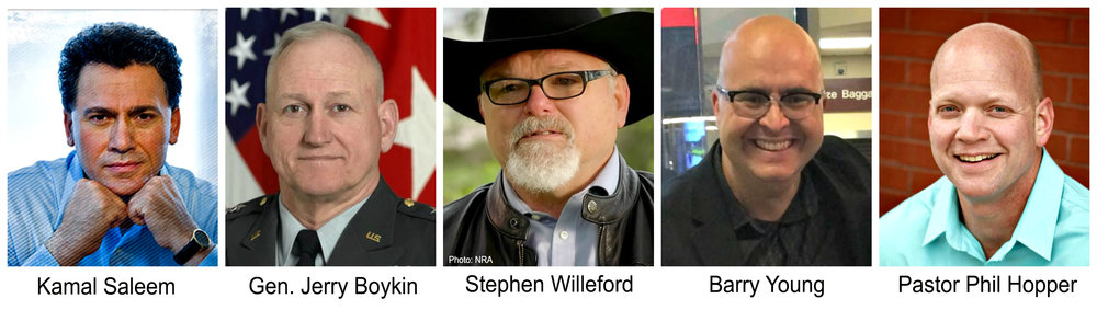 National Christian Protectors Conference Speakers