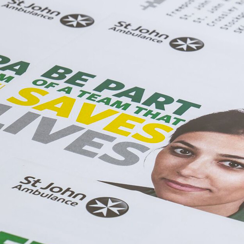 St John Ambulance - CASE STUDYSt John Ambulance required an efficient method of brand control and consistency of its marketing...