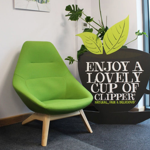 Clipper Teas - Case StudyPrism Office Interiors were introduced to the Clipper Team at the start of 2018 when the plans were underway to relocate...