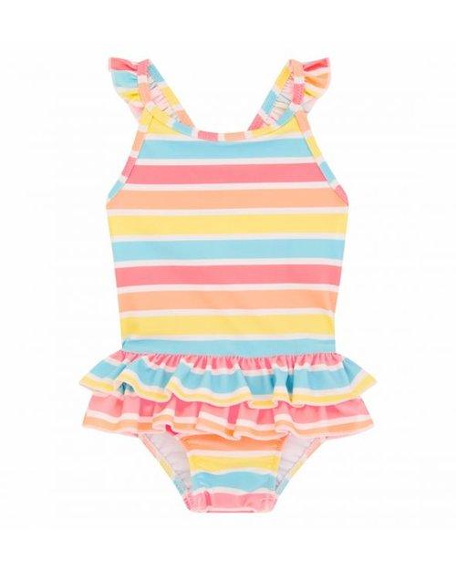 ce025abd7a Sunuva Sorbet Stripe Swimsuit