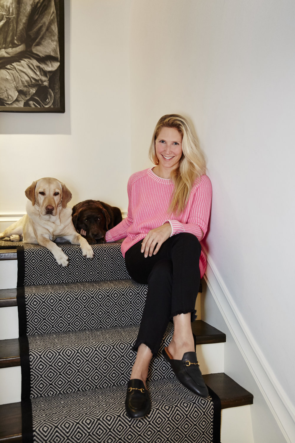 Leonora Bamford  - The entrepreneur, founder of My-Baba and super glam mother of 3, gives us an insight into her life at home and at work, sharing her top tips on juggling a busy life....from her favourite quick & easy kids recipes, to how she unwinds after a frantic day...