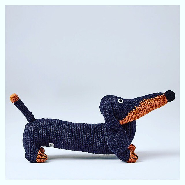 Shop our fun & original gifts for baby & child . We love his little chap ❤️#dachshundsofinstagram #babygifts #kidsgifts @theconranshopofficial . Link in bio 👆🏼 to shop