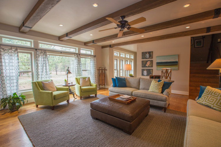 Sisters Estate Craftsman Homes By Design