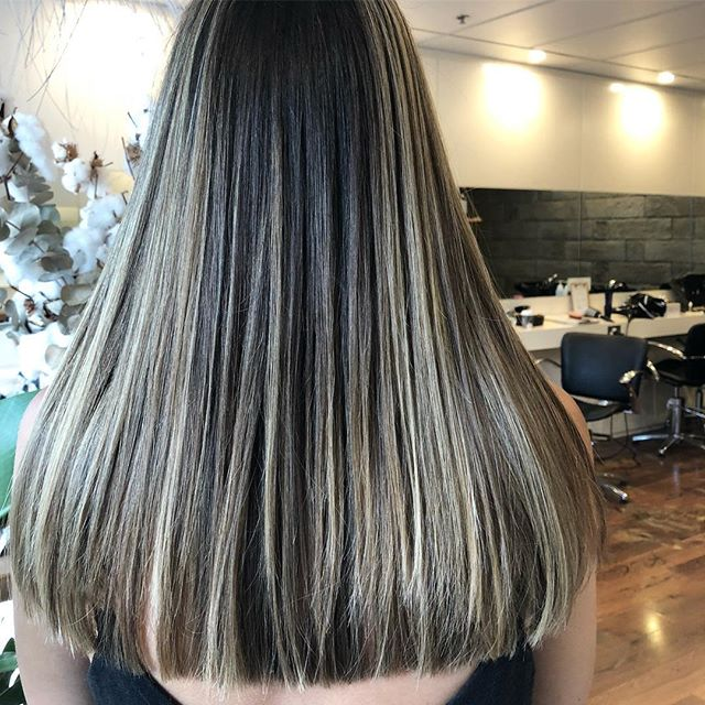 Base line with soft layers ✂️