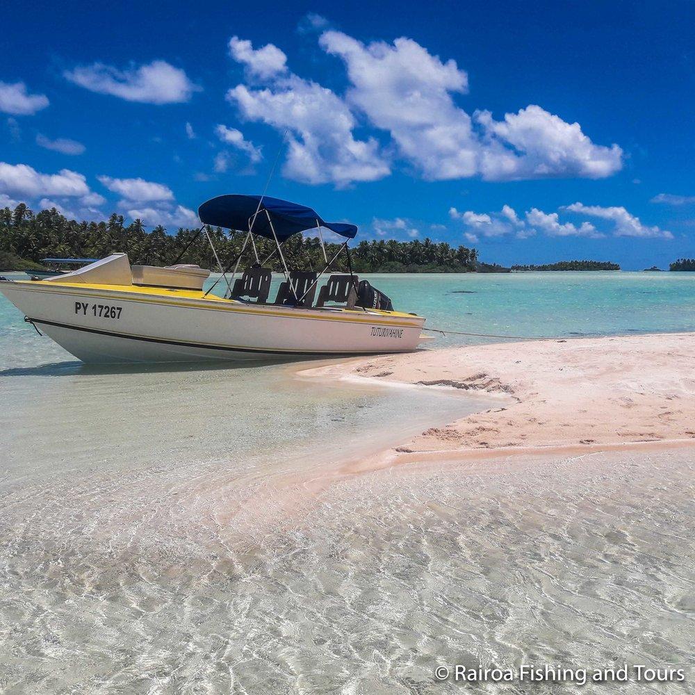 Poti Marara a Polynesian designed boat