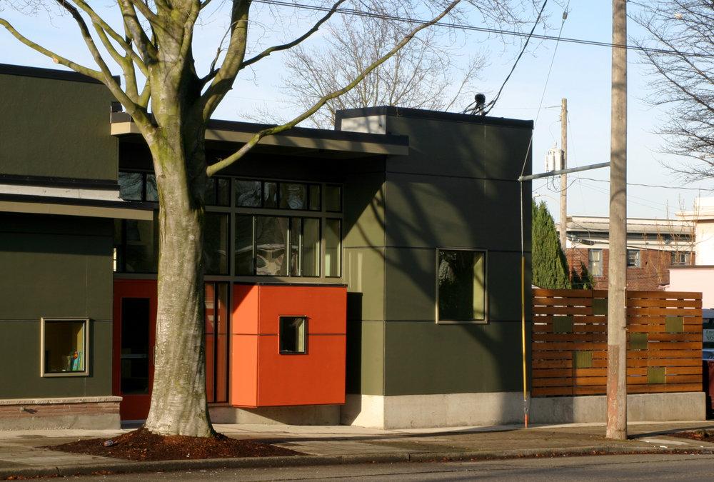 - Client: Denise Louie Education CenterLocation: Seattle, WashingtonCompletion: 2005Project Size: 8,100 SF