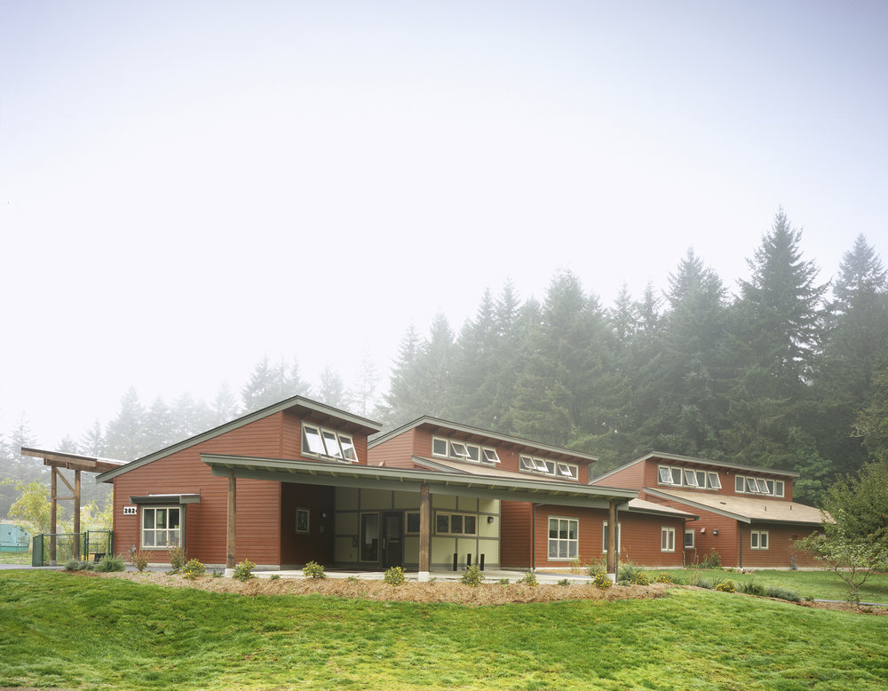- Client: The Evergreen State CollegeLocation: Olympia, WashingtonCompletion: 2004Project Size: 6,500 SF