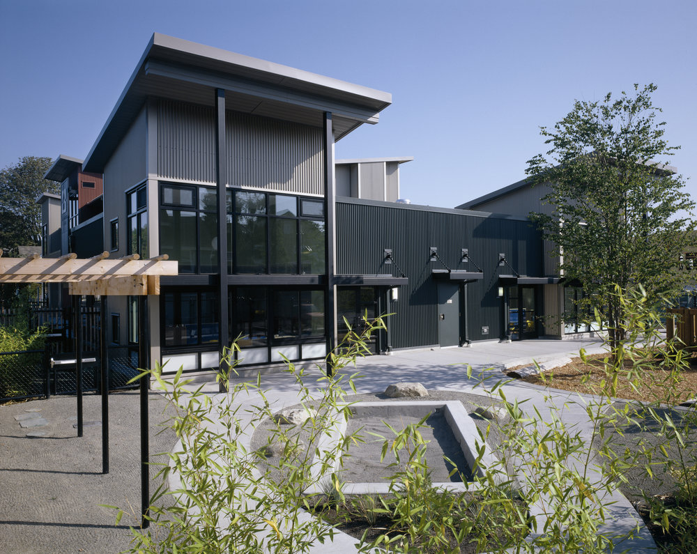 - Client: Neighborhood HouseLocation: Seattle, WashingtonCompletion: 2005Project Size: 11,000 SF
