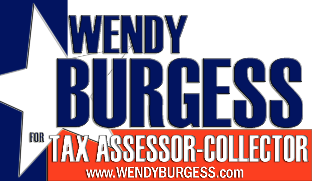 Wendy Burgess for Tax Assessor-Collector