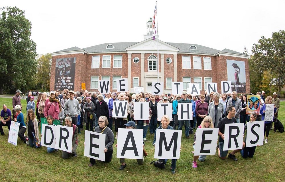 Indivisible Chatham stands with Dreamers.