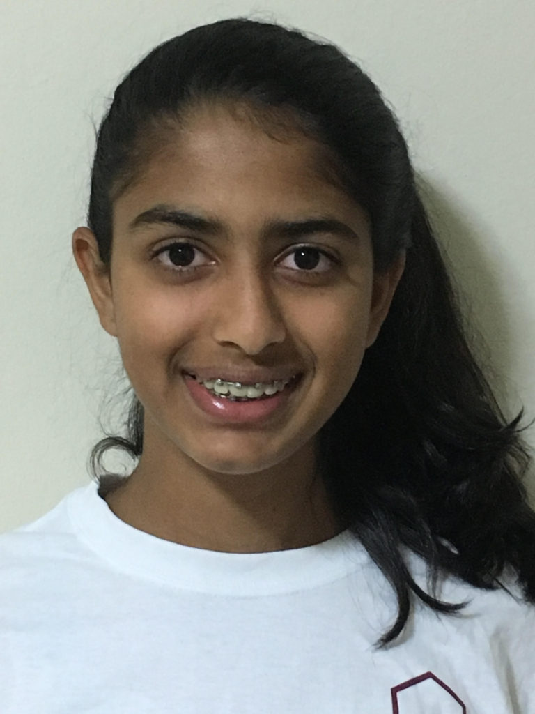 Anuva Banwasi   High School:  Palo Alto High School   Leadership Project:  Hackathon   Dream Job:  Scientist and Researcher   Fun Fact:  I love all JK Rowling books and have visited both Harry Potter Worlds (LA & Orlando).