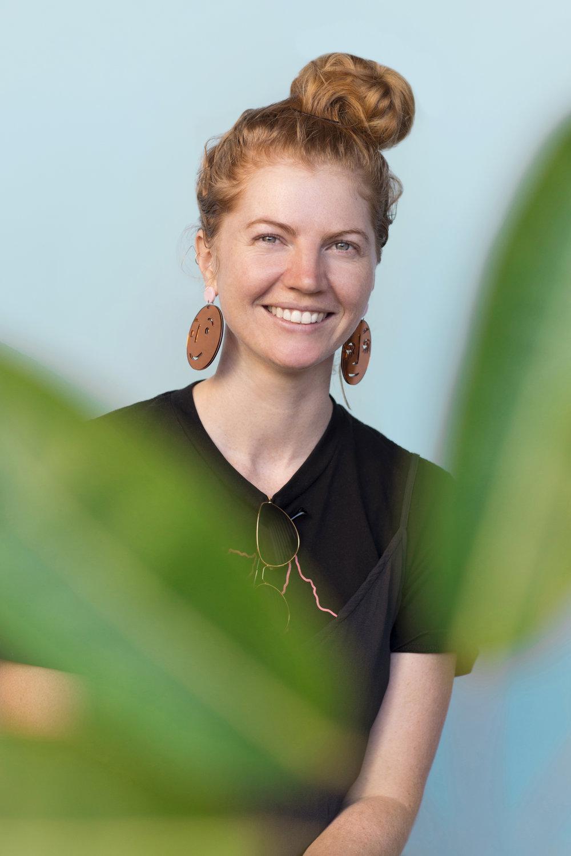 Millie ShortER - Textile Designer, Fine Artist, Graphic Designer, Cocktail Maker, Booty ShakerDirectorMillie Shorter