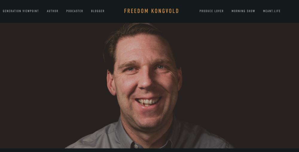 www.freedomkongvold.com