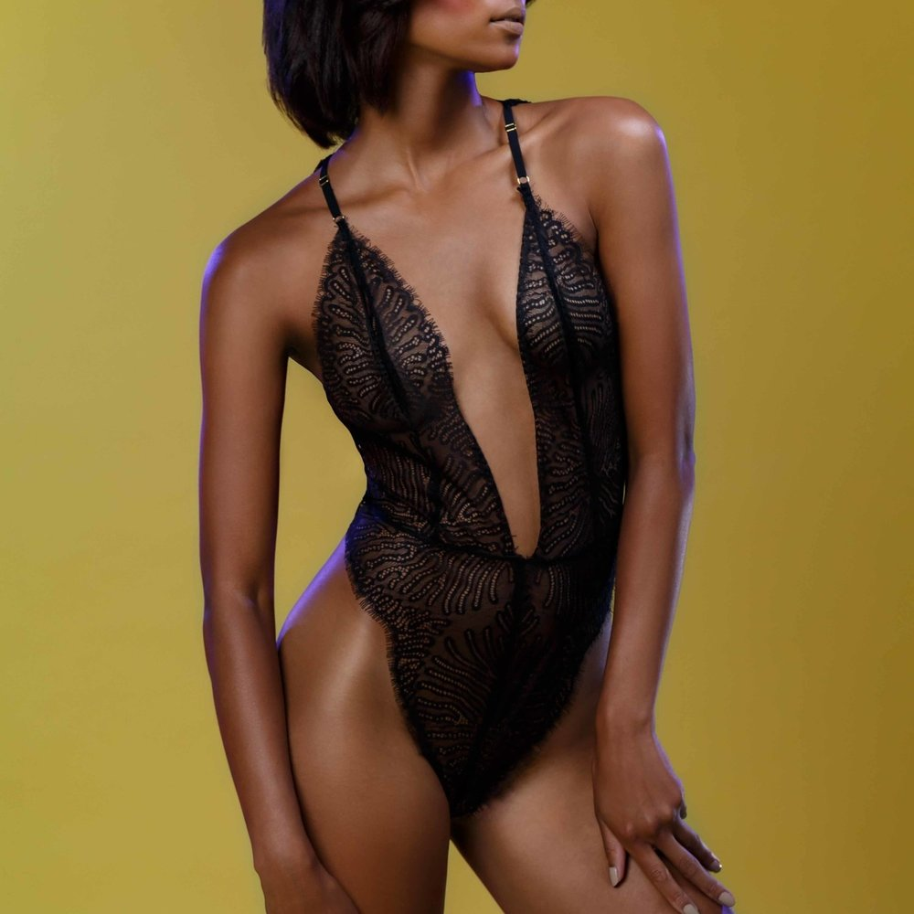 Show some skin. - Suzy Black's celebrates the power of femininity with gorgeous, unique lingerie designs.