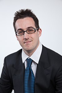 Scott Lovesy - Communications Officer