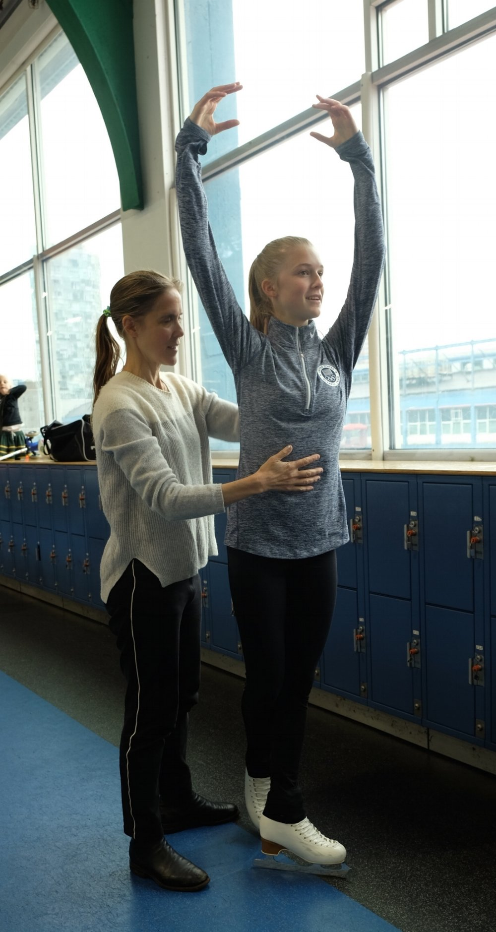Balance, Posture, Coordination, Balance - Change your movement habits to become healthier and more efficient.Learn balance and coordination by combining classic elements of Alexander Technique with simple movements from daily life.Benefit from a unique approach taught by a professional dancer, choreographer and improviser.Chelsea Piers Sky Rink, 2017