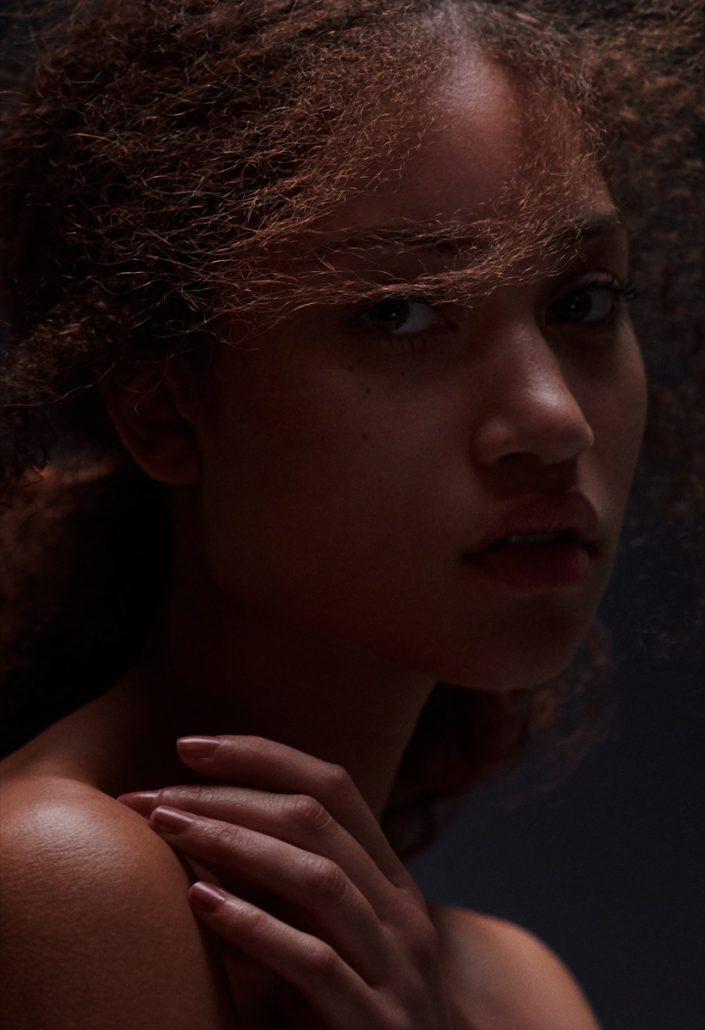Photography by Benjamin Tietge. Hair by Darren Agyei-Dua