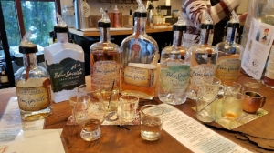 Blue Spirits Distilling - Leavenworth - No matter is you are a vodka, rum, gin or whiskey drinker they have it all.  Fresh flavors and all the fixings you need to recreate your own inspired cocktail.