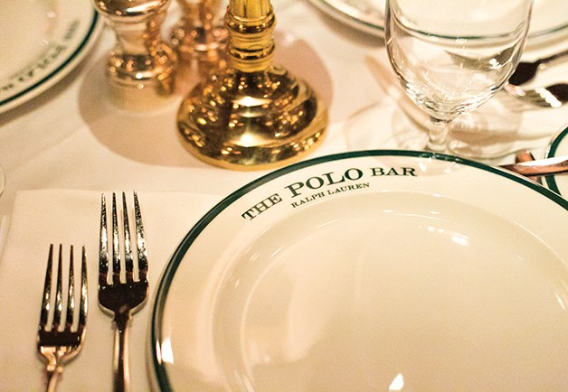gq.com - Restaurant Tour: The Polo Bar