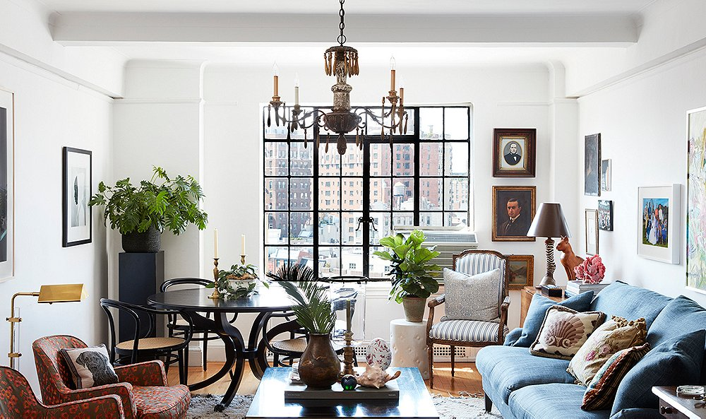 one kings lane - Home Tour: Bobby Graham + Matthew Marden