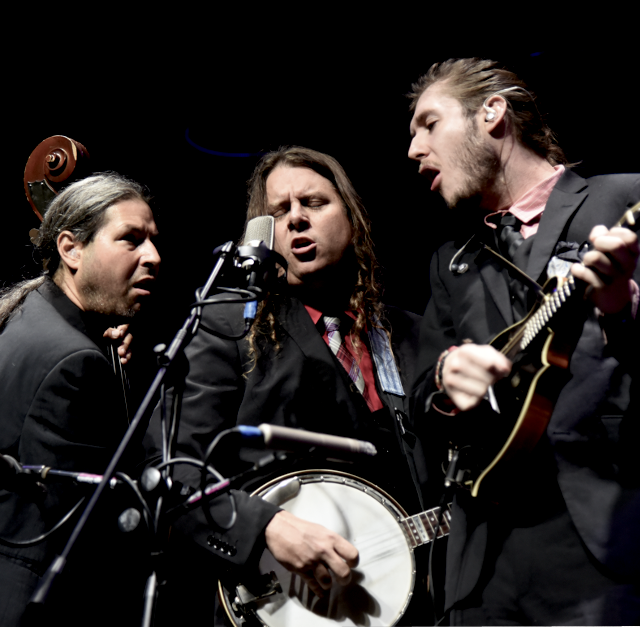 """- """"While so many bluegrass bands go to great lengths to take the genre in different directions,the Henhouse Prowlers are content to just be really good at bluegrass. Tradition's not a problem when you can sing and play like these guys do. That's not to say the Chicago [band] is stodgy. They might wear ties, but they can tear it up.""""Second Story GarageHenhouse Prowlers Bring Bluegrass to Kids Around the WorldThe Bluegrass SituationHow a Chicago bluegrass band rocked Nigeria's Music ScenePublic Radio International (PRI)Music Q&A: Ben Wright of Henhhouse ProwlersThe NewsGazette""""This bluegrass band has the right formula: heavenly harmonies on top of furious fingerpicking, trucking down the highway at 200mph.""""Time Out ChicagoIn-Depth With Ben Wright, Spreading Bluegrass Around The World With the Henhouse ProwlersLive For Live Music"""