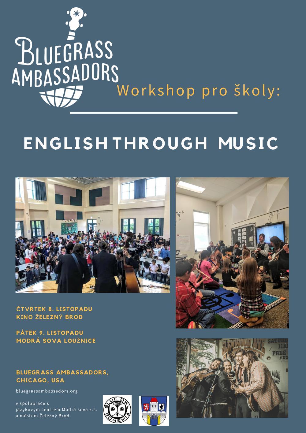 English Through Music poster.png