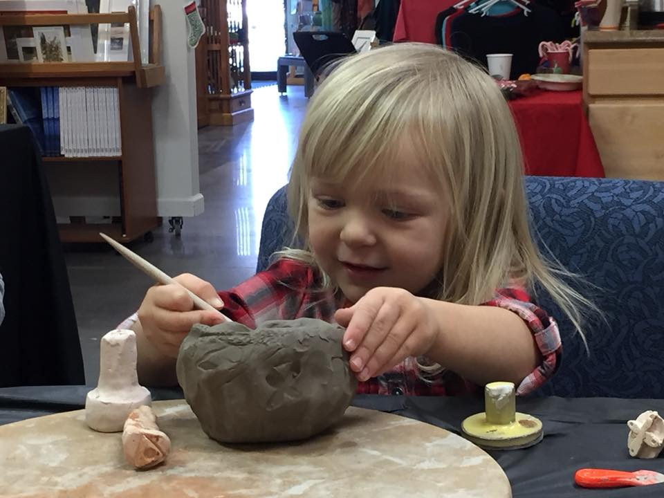 Art Classes for all ages and skill levels! - Blue Moose Gallery & Gifts has something for everyone!