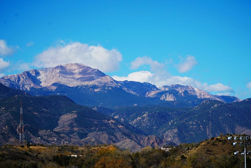 COLORADO - Home Base: Colorado Springs, CO
