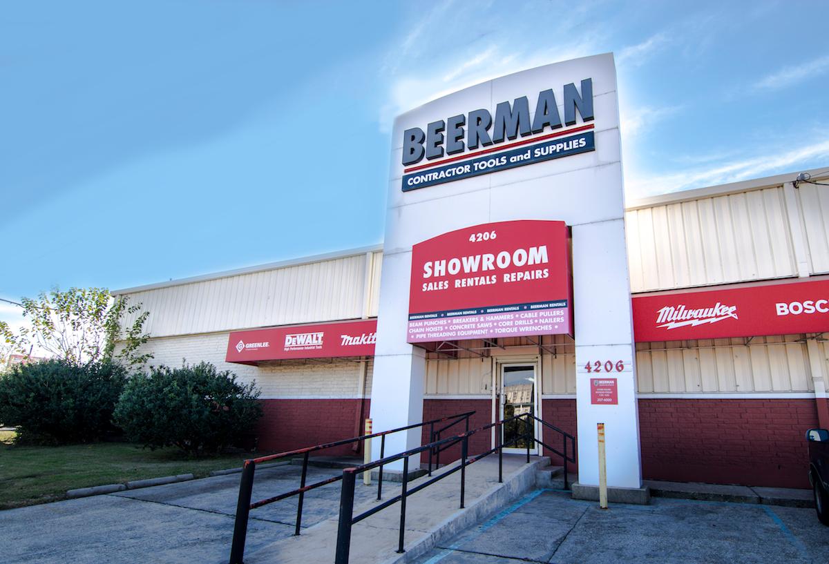 Beerman New Orleans