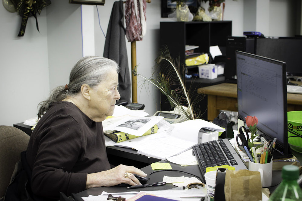 Barbara, Technical Consultant Manager