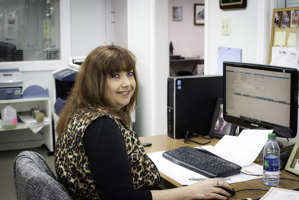 Tracey, Senior Account Manager