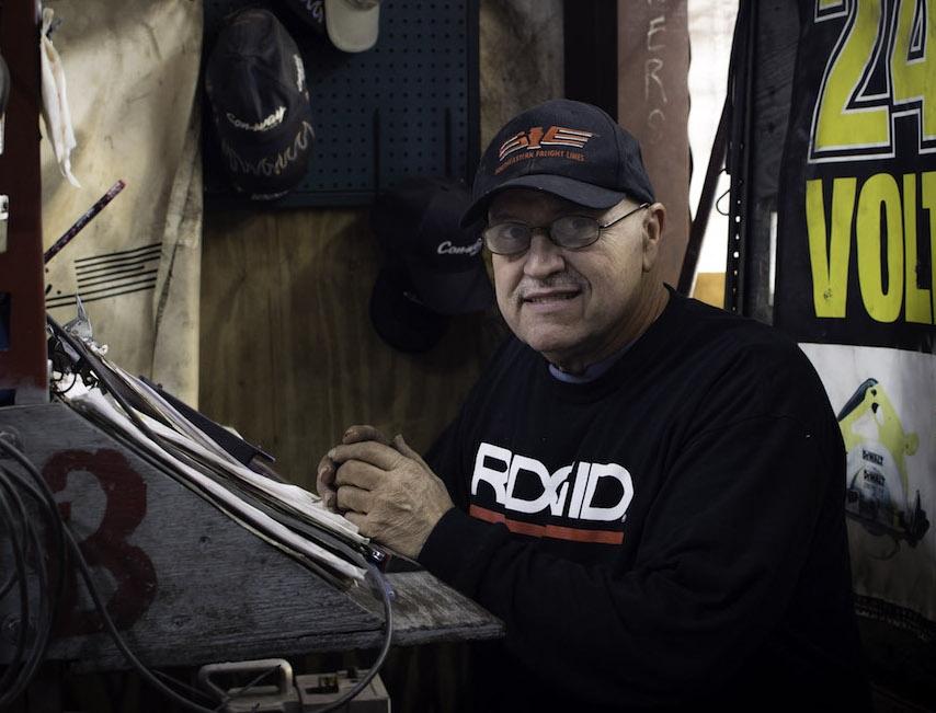 Rick, Rental  Technician