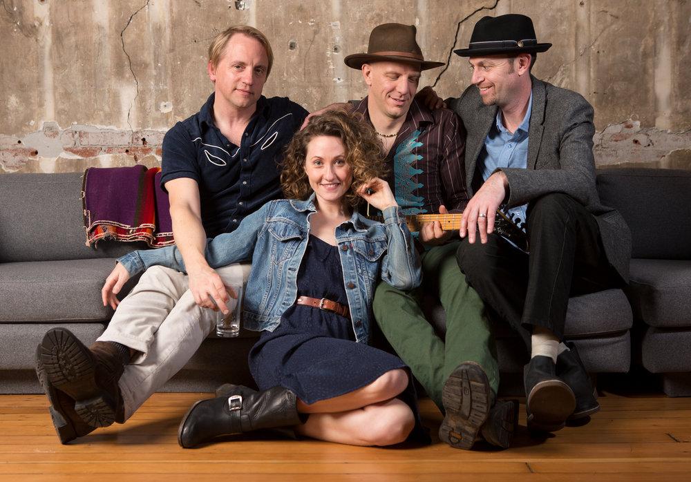 Sharlet Crooks band photo