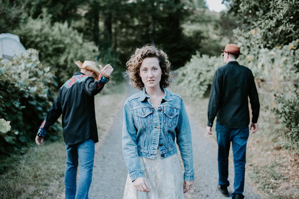 Artist info - Label: Self ReleasedGenre: Americana/alt-countryHometown: Portland, ORInfluences: T Bone Burnett, Ray Charles, Bonnie RaittSounds Like: Lake Street dive, Margo Price, Wilco