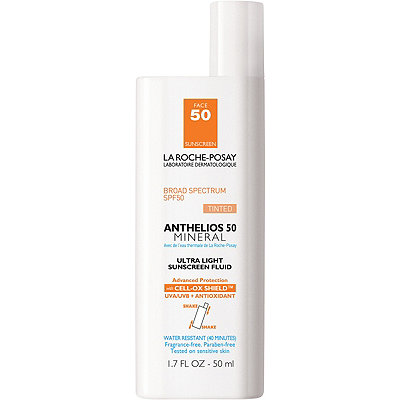 Anthelios Mineral SPF 50 Sunscreen