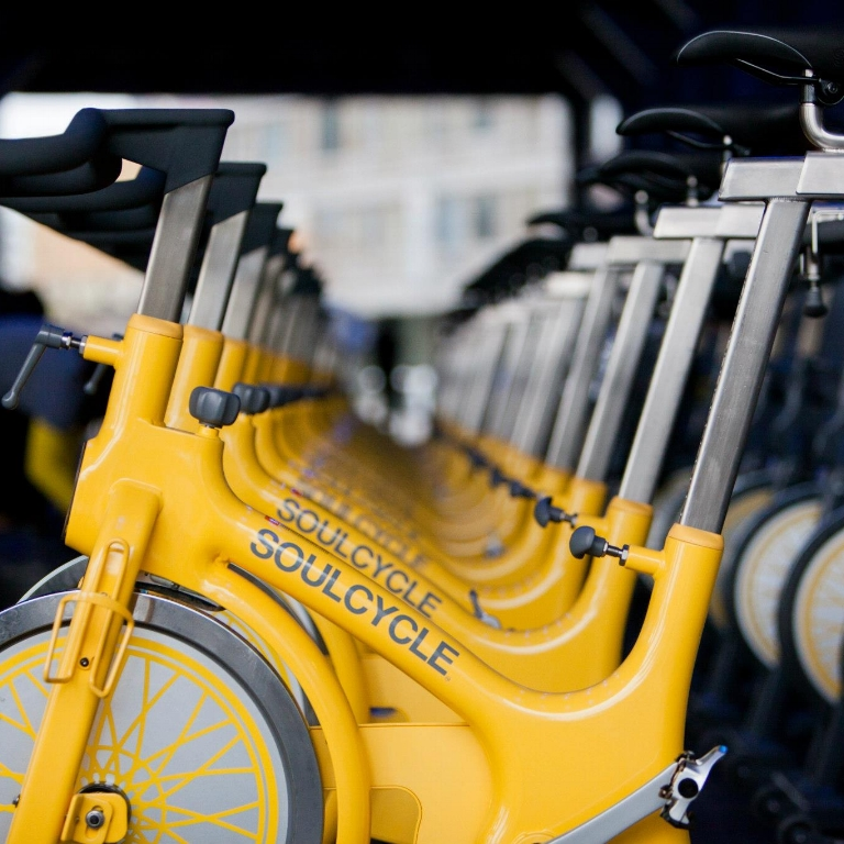 get it right get it tight  - Nothing gets the endorphins pumping like some good old fashion cardio. For me, working out makes me feel more refreshed and energized. Soulcycle is the perfect way to shed some calories with the perfect music to fuel you playing in the background.