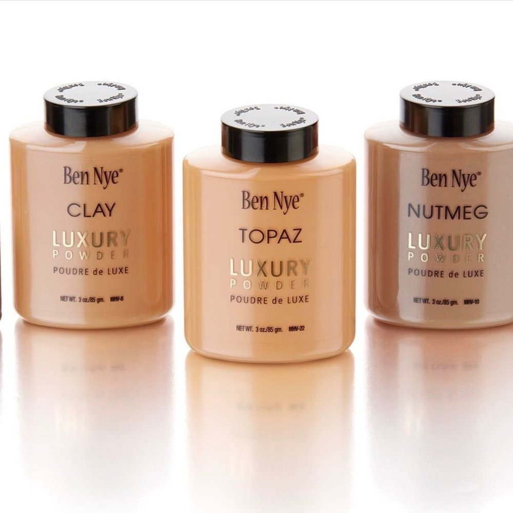 Ben Nye - Banana Luxury Powder $13.50
