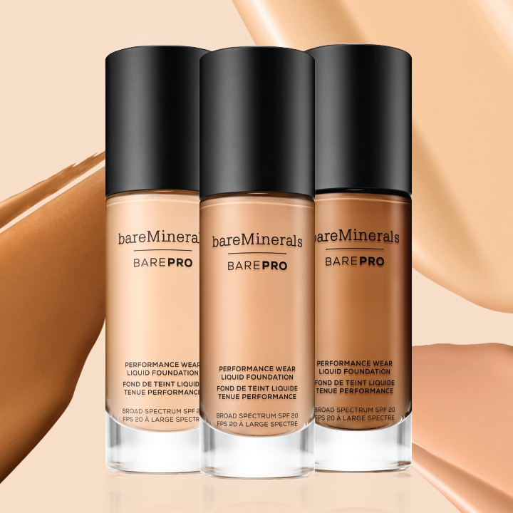 bareMinerals - BarePro Performance Wear Liquid Foundation $34