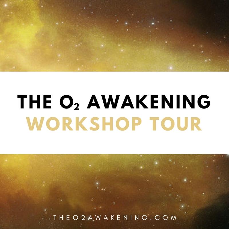 The O2 Awakening
