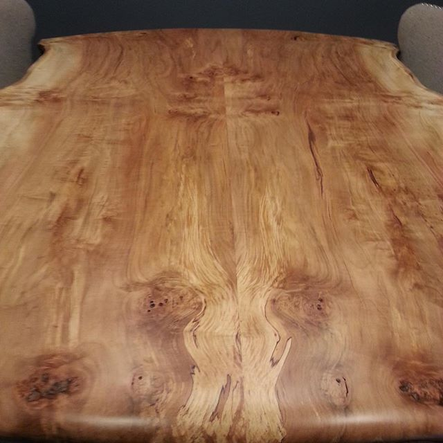 S. Maple Table