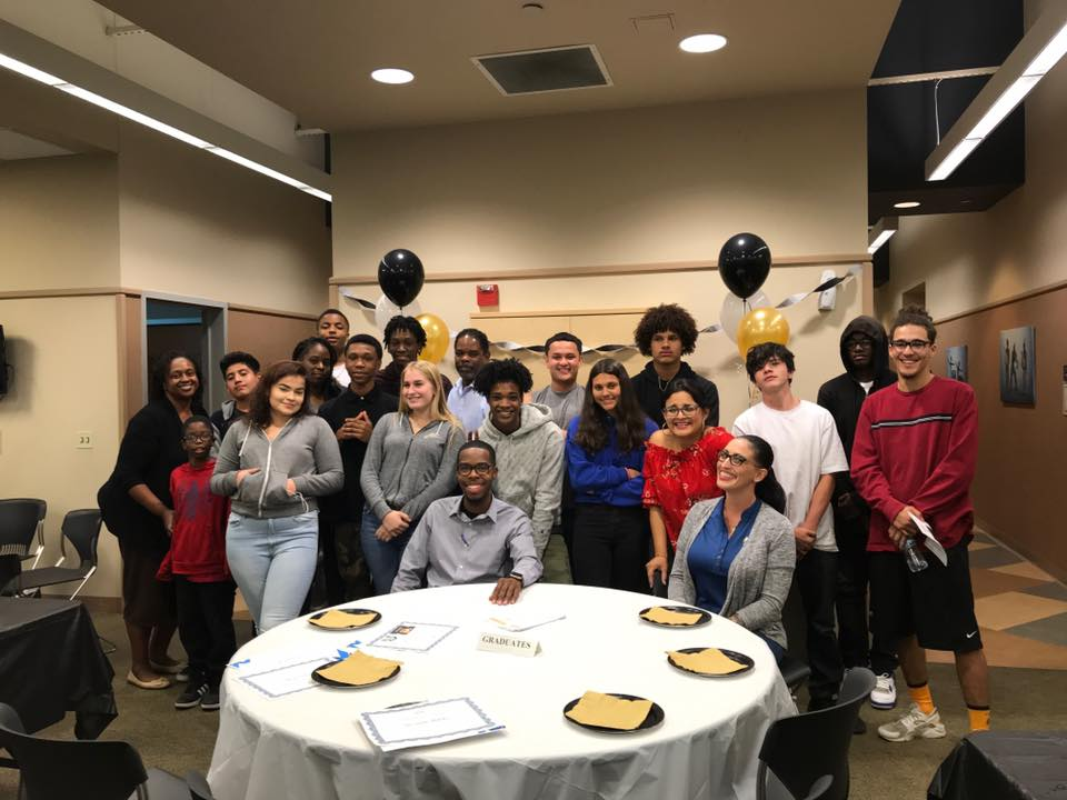 Positive Youth Justice INITIATIVE Graduation (FALL 2018)