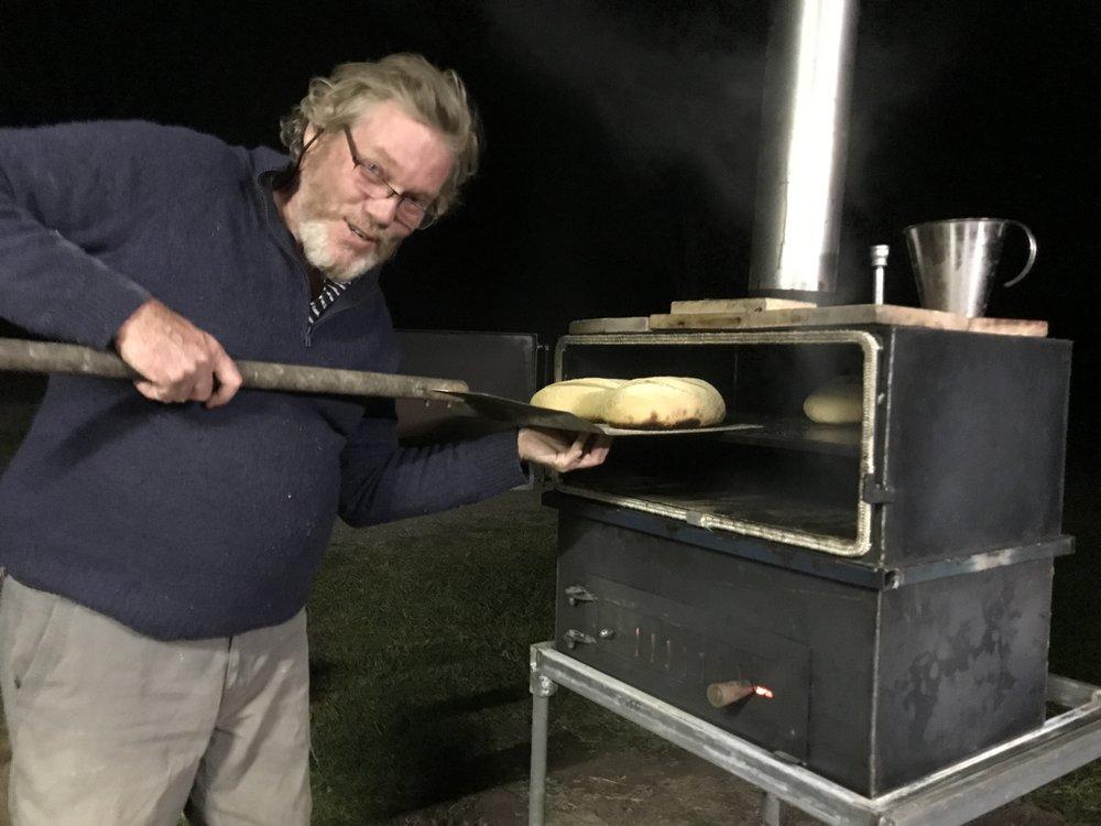 - The Bush Baker'sOven