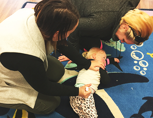 Childcare First Aid HLTAID004 -