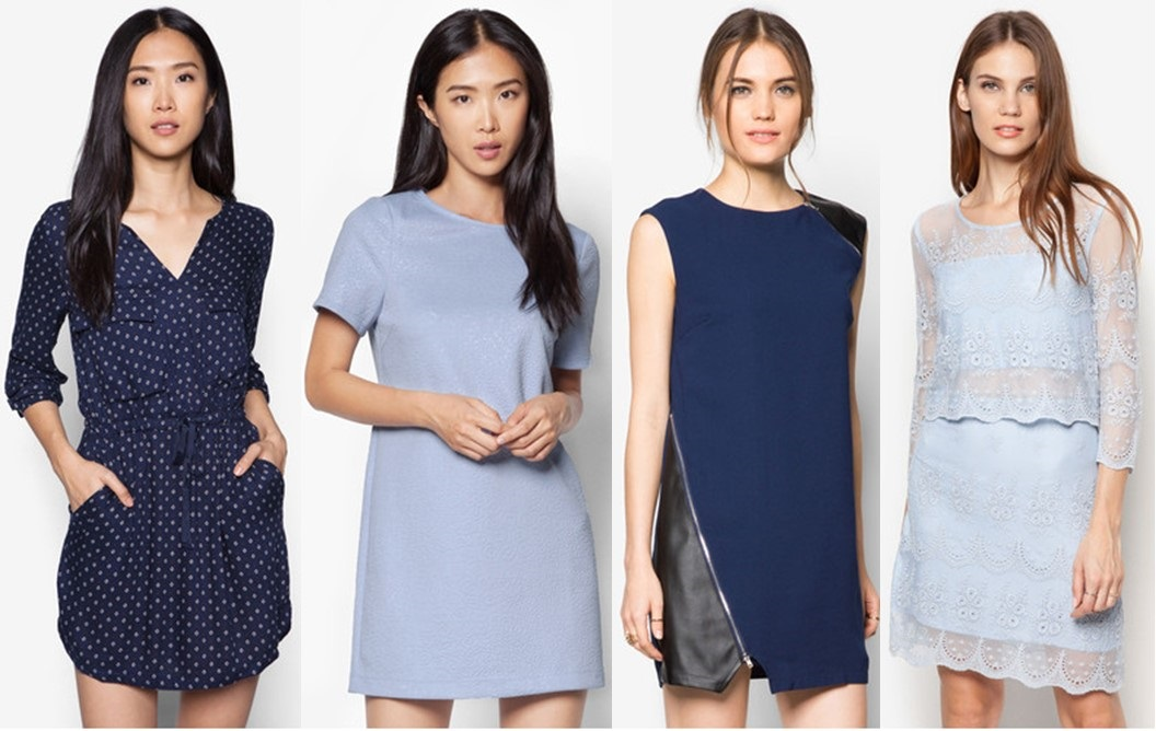 Zalora blue dresses-tinthescribbler- August Favorites